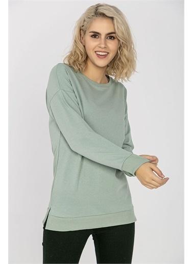Şimal Sweatshirt Yeşil